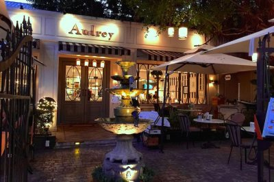 Audrey Cafe and Bistro – Bangkok Thailand