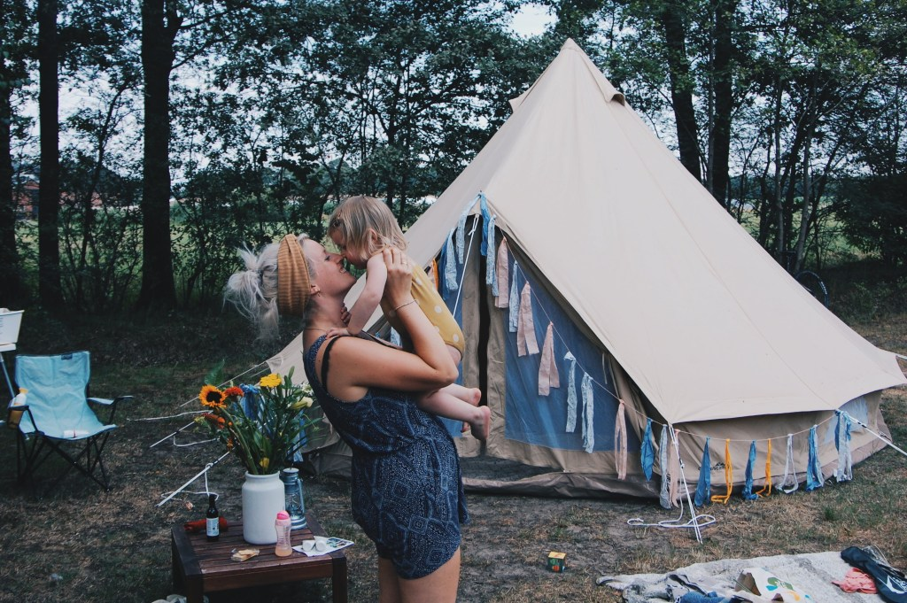 Review Sibley Bell Tent - mamalotje.nl