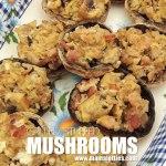 grilled-stuffed-mushroom