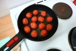 fry-meatballs