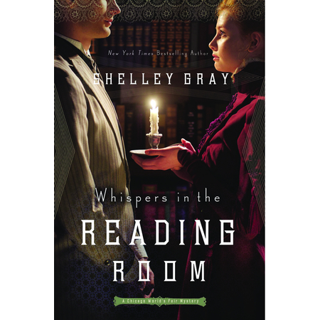 {Book Review} Whispers in the Reading Room by Shelley Gray