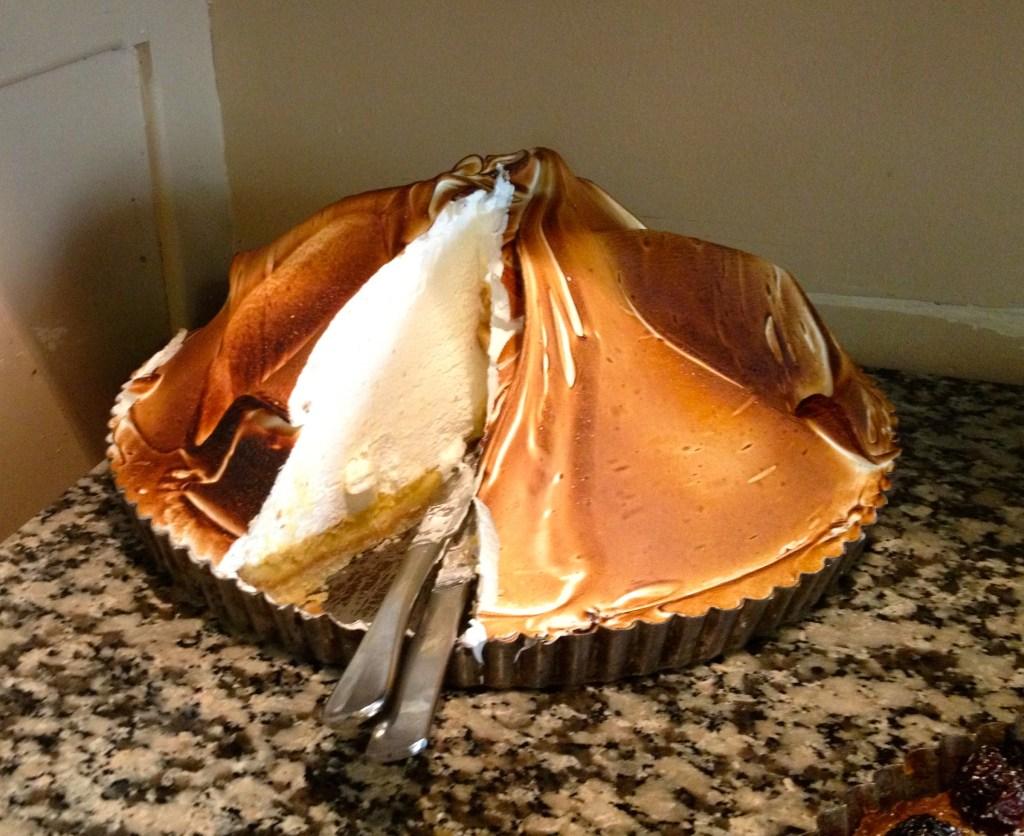 meringue crop