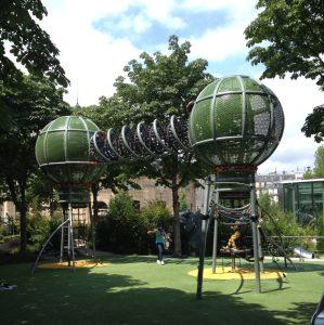 Playgrounds In Paris