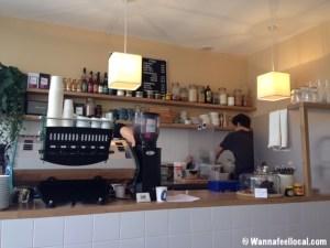 Cafe Oberkampf