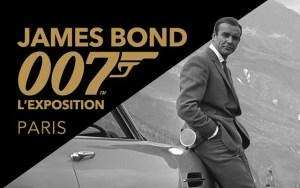 James Bond Paris