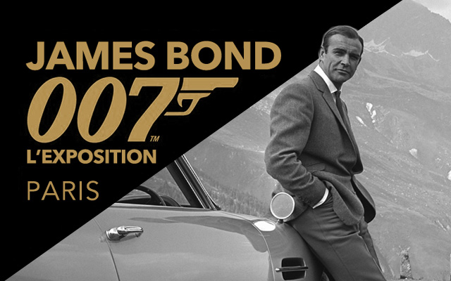 James Bond Paris