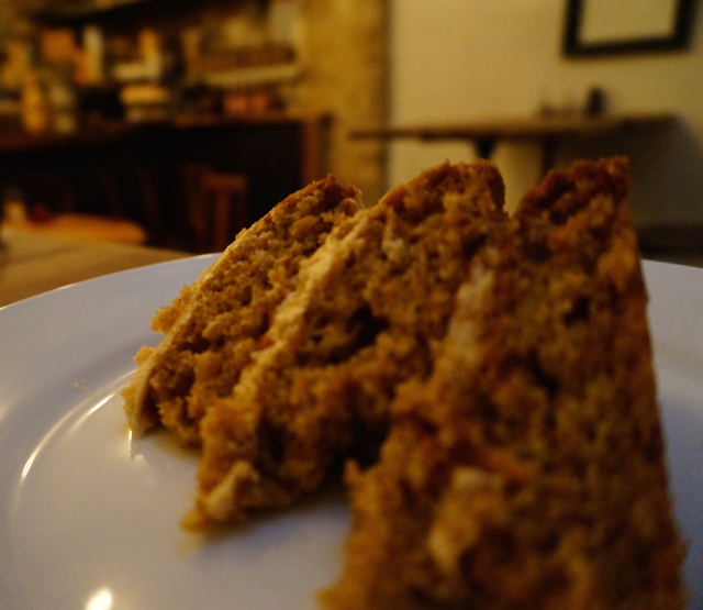 treize-restaurant-in-paris Trieze Carrot Cake