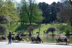 Parks in Paris