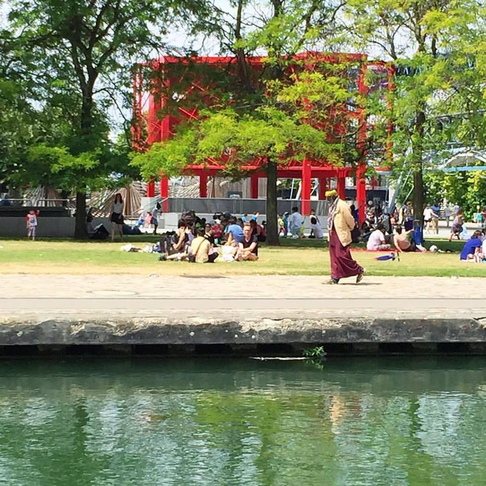 picnics in paris