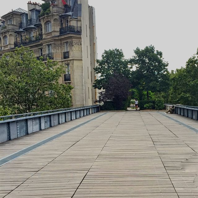 Promenade Plant - the garden bridge of Paris