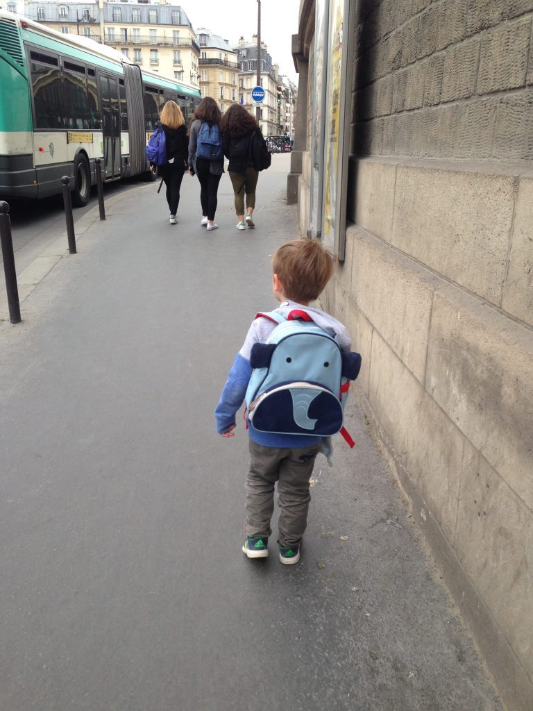23 Ways to survive your childs first year at French School