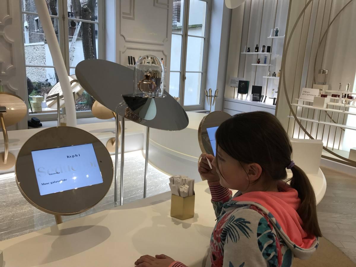 The new Perfume Museum in Paris