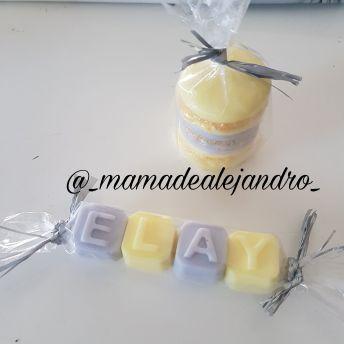 Jabón personalizado