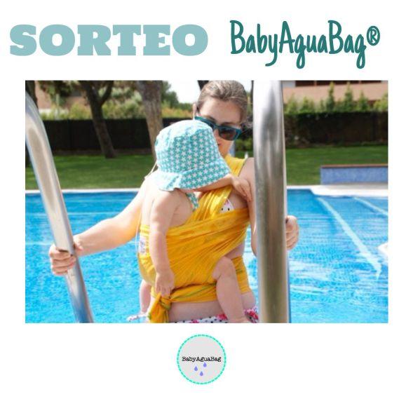 Portabebé de agua - Baby Agua Bag