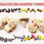 Galletas con Lacasitos.
