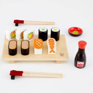Set sushi. Imagen de Juguear.