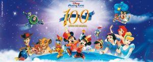 La magia de Disney sobre el hielo. Imagen de taquilla.com.