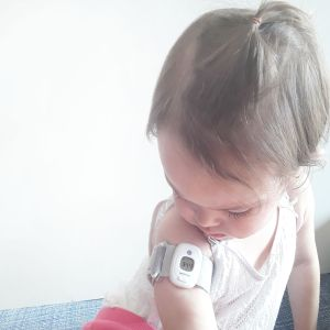 Victoria y su termómetro.