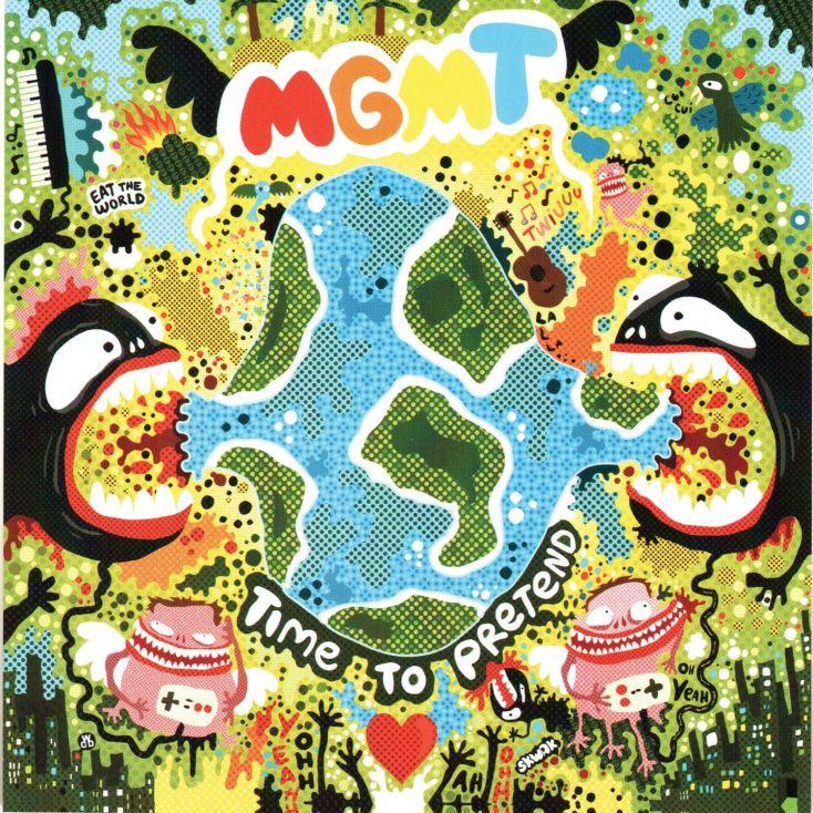 MGMT - Imagen de Amazon