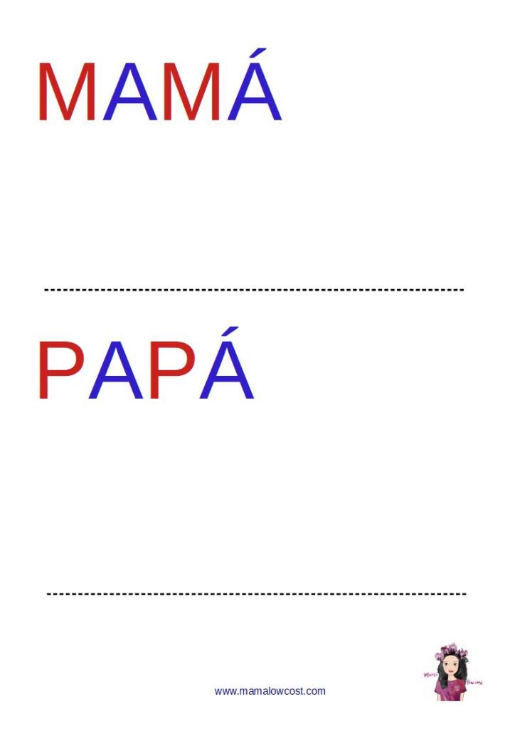 Mamis y papis