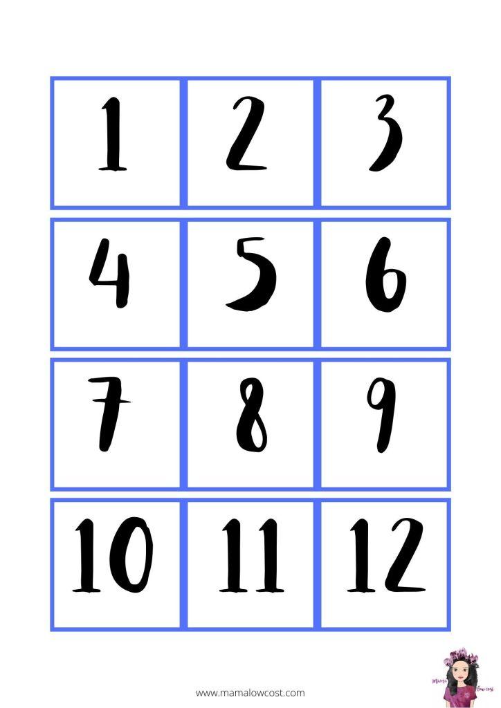 Números ábaco