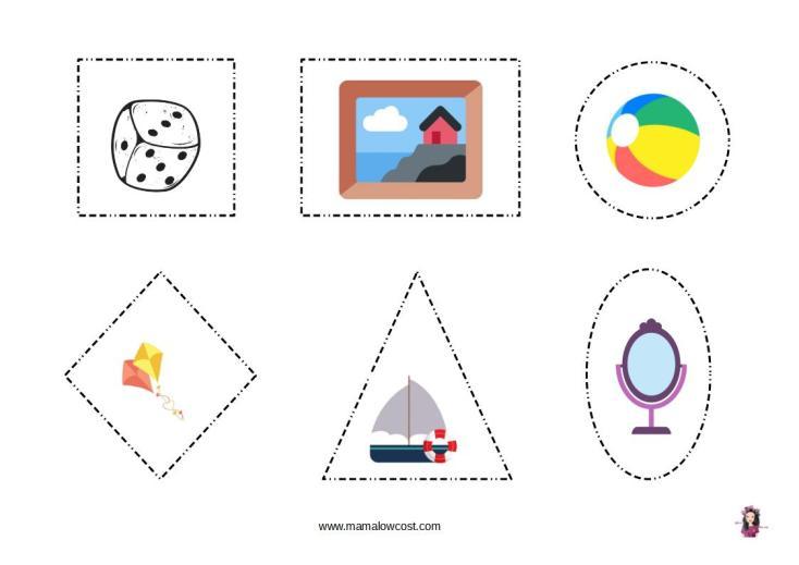 Figuras geométricas repasar