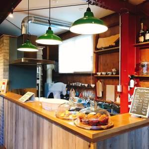 カフェスペース「LABOカフェ」