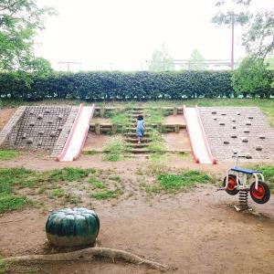 和田公園すべり台