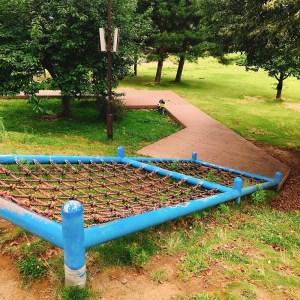 南長野運動公園遊具5