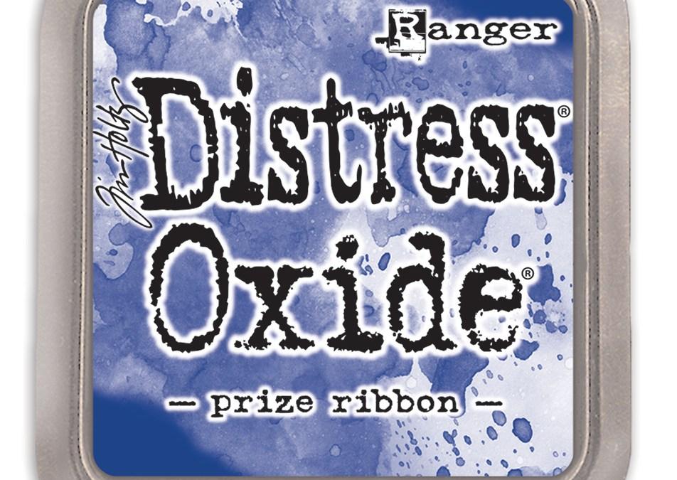 Prize Ribbon Distress Oxide Ink Pad – NEW!