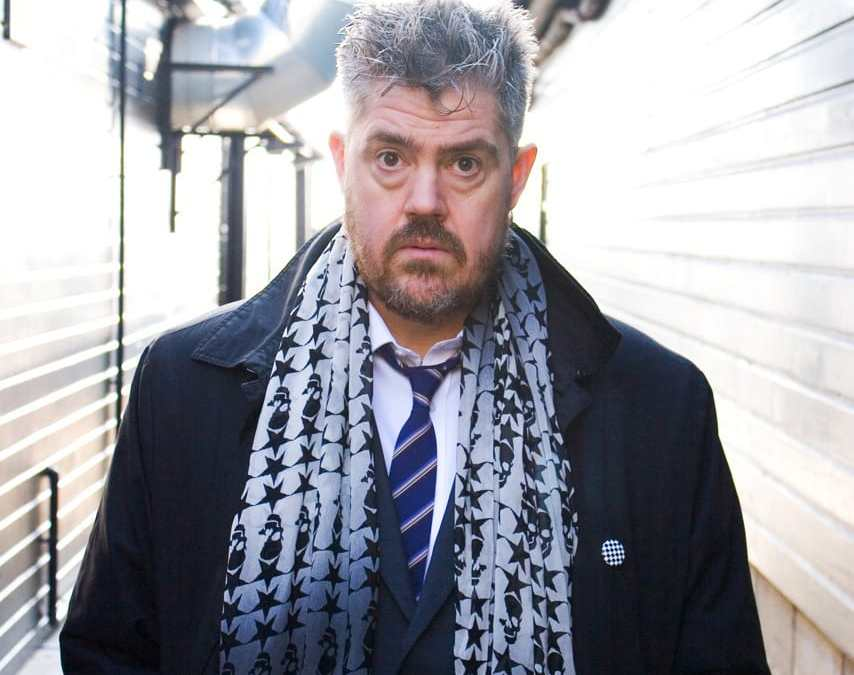 Phill Jupitus: Getting cosy with the comedian