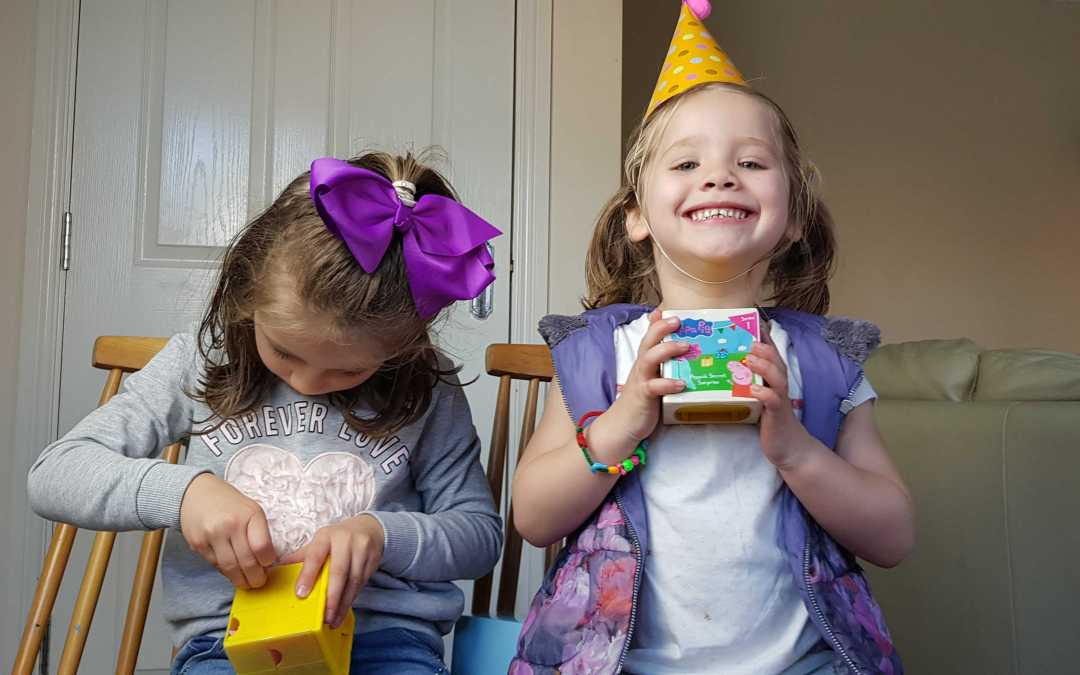 Why my kids have started their own Youtube channel…and have unboxed Peppa Pig's Surprise!