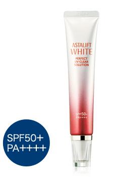 アスタリフト ホワイト パーフェクトUVクリアソリューション(UVクリア美容液 兼 化粧下地)