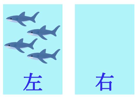 サメで足し算