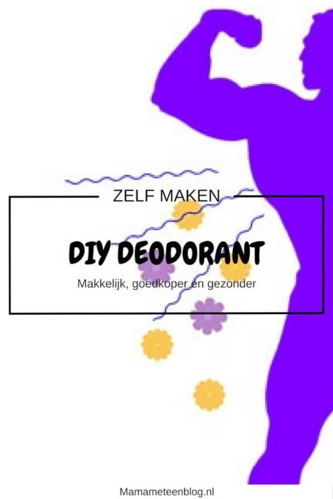 DIY ZELF MAKEN DEODORANT mamameteenblog.nl