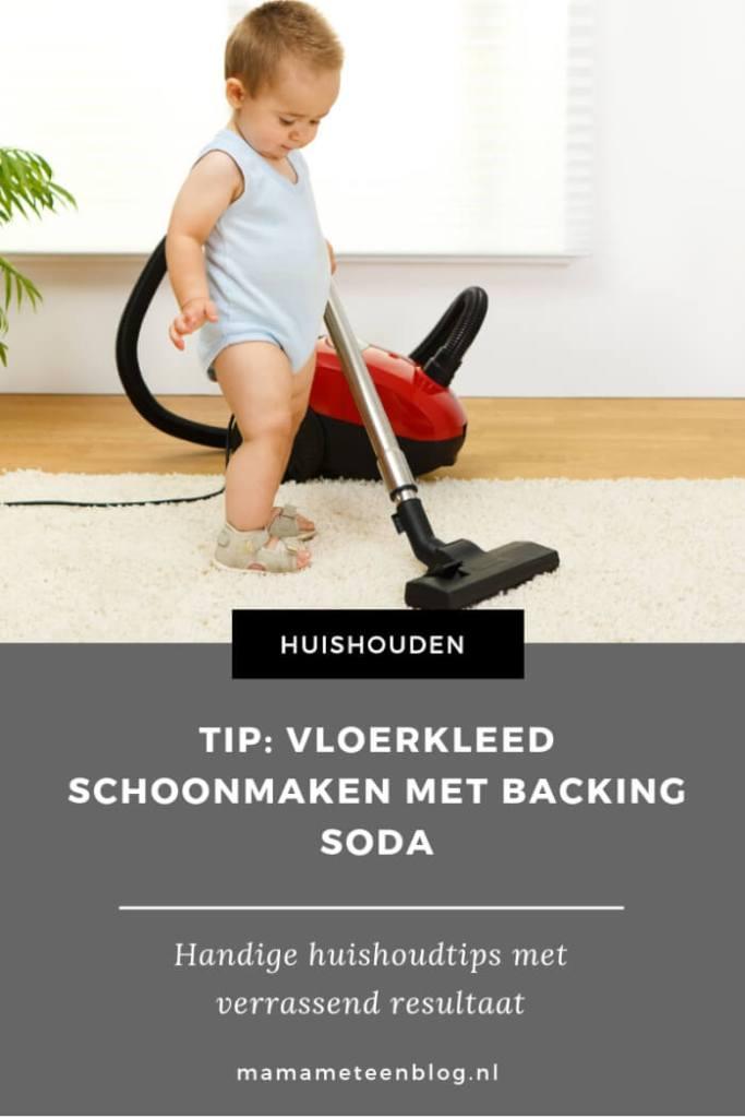 Tip Vloerkleed Schoonmaken Met Backing Soda Mamameteenblognl