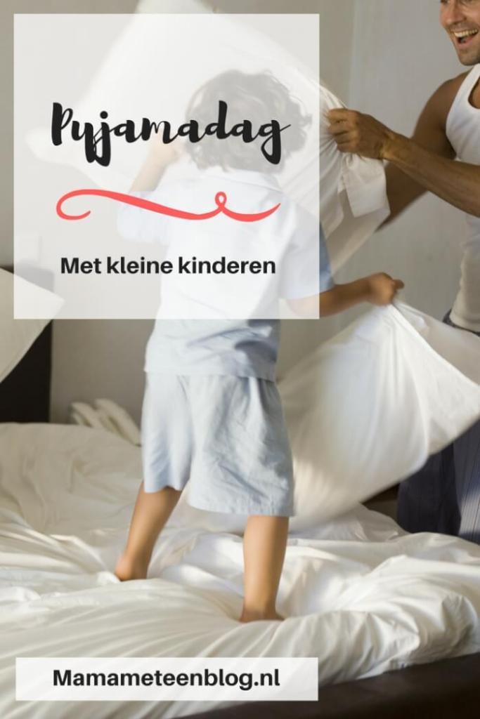 pyjamadag Mamameteenblog.nl