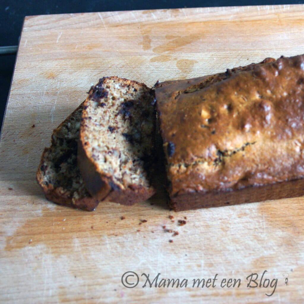 Het lekkerste Bananenbrood ever 2 mamameteenblog.nl