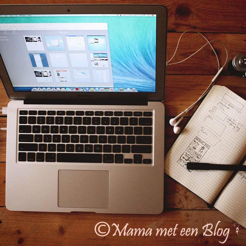 de 10 eigenschappen van een mamablogger mamameteenblog.nl