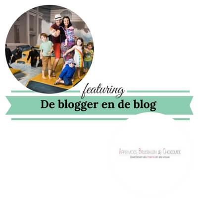 De blogger en de blog MamaABC.be Mamameteenblog.nl