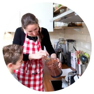De blogger en de blog eet het beter mamameteenblog.nl
