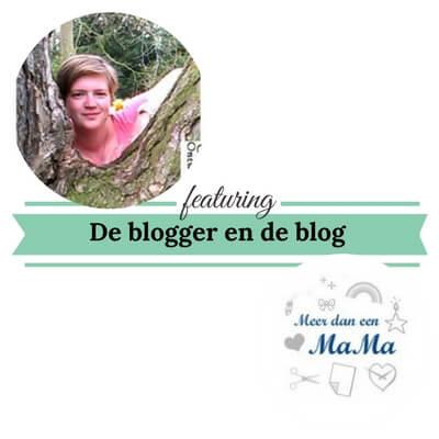 De blogger en de blog meerdanmama mamameteenblog.nl
