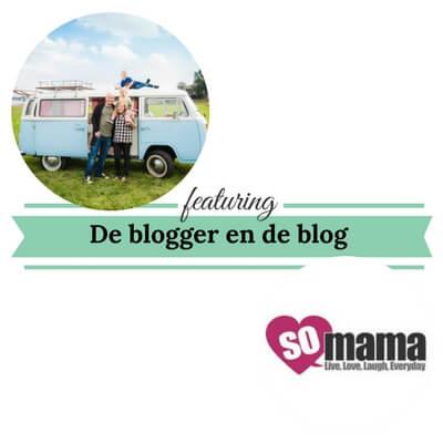 De blogger en de blog somama mamameteenblog.nl