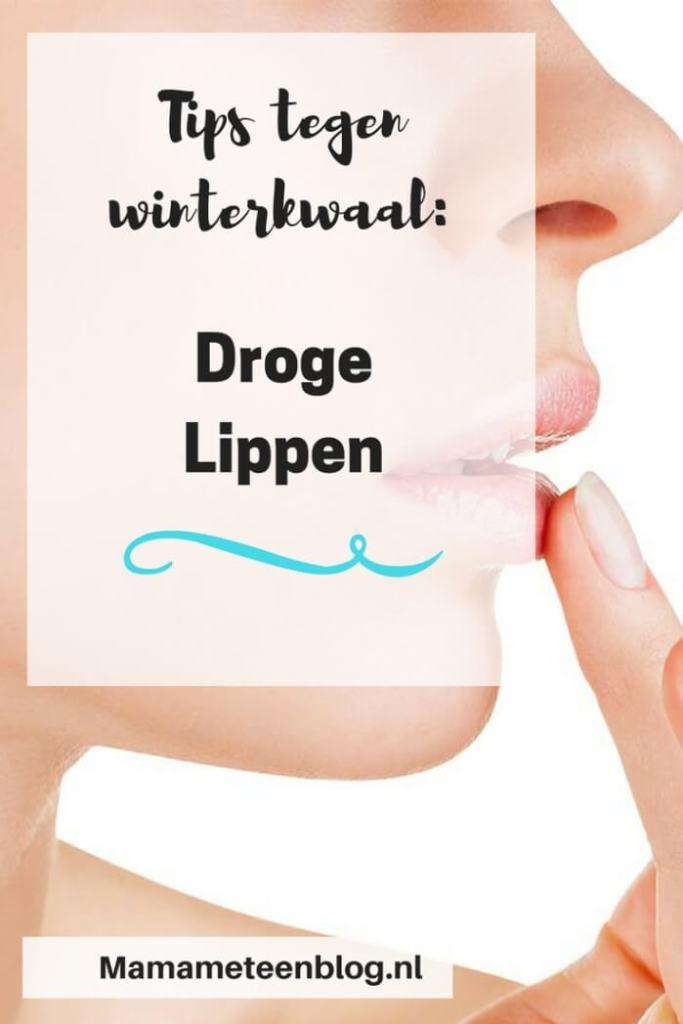 Tips winterkwaal droge lippen mamameteenblog