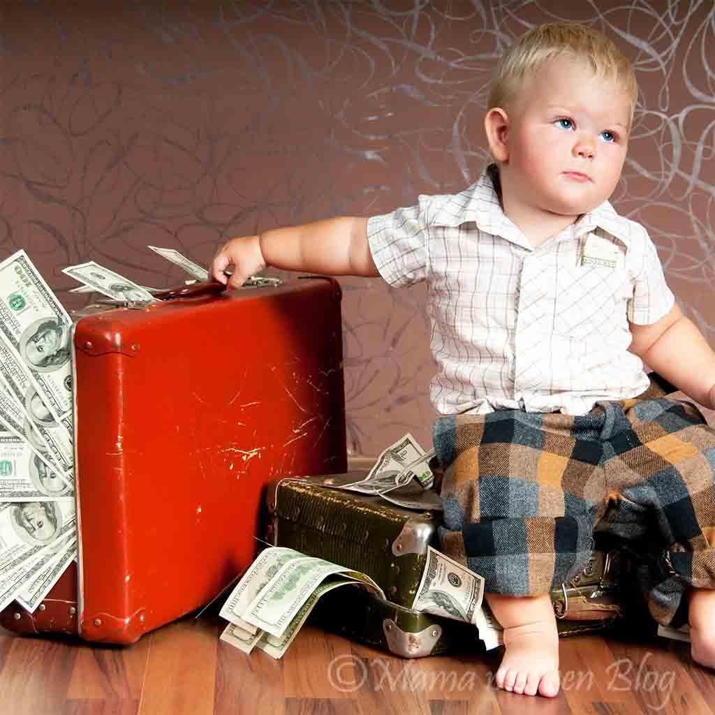 Hoe kun jij nu het beste sparen voor je kind mamameteenblog