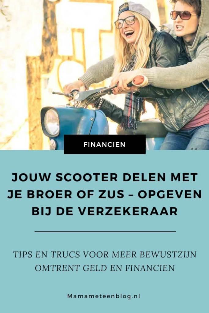 verzekeraar scooter mamameteenblog.nl