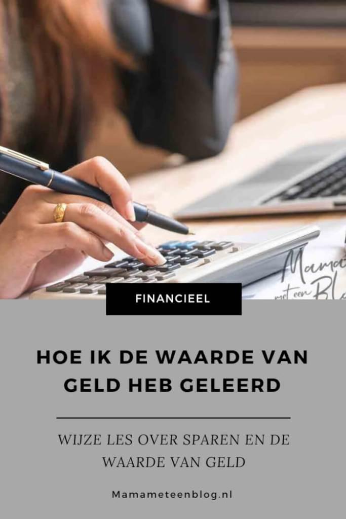 geld sparen mamameteenblog.nl