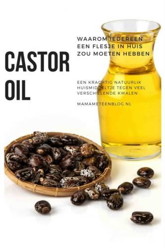 Castor oil waarom health mamameteenblog.nl