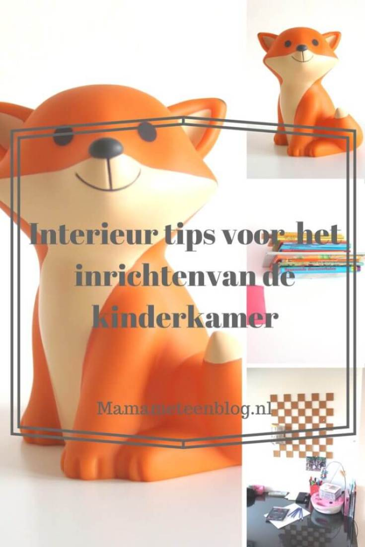 Interieur tips kinderkamer mamameteenblog.nl