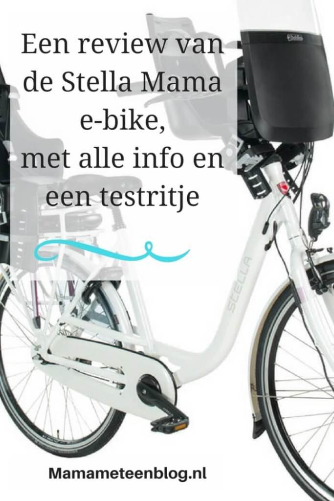 review stella mama e-bike mamameteenblog.nl (1)